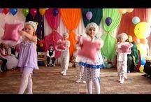 spectacle danse fête d école