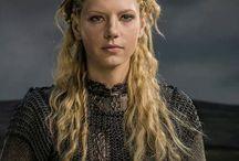 Viking Hairdos