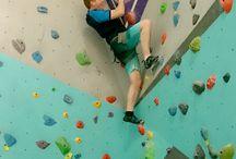 Rock Climbing / Indoor rock climbing, best outdoor rock climbing locations, equipment and more.