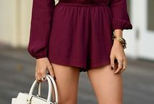 Rompers.