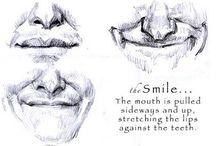 Art Class-Drawing Faces