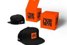 Techno Music SnapBack Hat / Techno Music SnapBack Hats