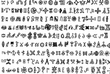 Symbols and Script