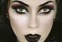 Maquillage coiffure / Makeup idées