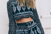 Festival looks / The best inspiration for a festival outfit