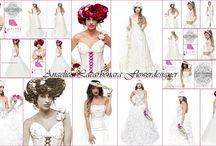 Angelica Lacarbonara Flowerdesigner - collezione 2014