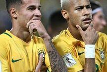 Coutinho i Neymar