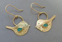 dorotajewellery bird collection