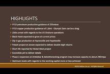 BHP Billiton Stock Research / BHP Billiton Stock Research