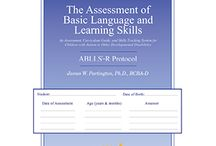 Autism Assessment Materials / The Verbal Behavior Milestone Assessment & Placement Program - the VB-MAPP - and the Assessment of Basic Language and Learning Skills - ABLLS-R - both present an assessment and curriculum guide. We offer an Assessment Kit for the ABLLS-R which provides all of the materials needed to conduct and complete the ABLLS-R. We also offer an Assessment Kit for the VB-MAPP, providing all the requisite flashcards, games and tools needed to complete the Verbal Behavior MAPP Assessment.