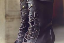 These boots are made for me..