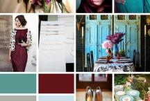 house colors / by Kyla Clark