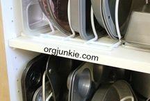 Organizing and storage