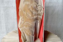 ✿ڿڰۣ(̆̃̃• Our Book Folding •✿ڿڰۣ(̆̃̃ / Every sunrise is a new hope! Together, as husband and wife, we transform old books in a great gifts for you!Try it yourself! www.etsy.com/shop/PatternsStore