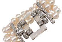 Art Deco :  Bracelets,Manchettes