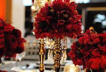 centerpieces / by Mary Rayfield