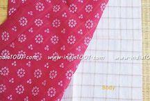chukidi cotton saree