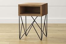 CLIENT: Somerville Living Room Side Tables & Coffee Tables