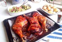 Para Celebraciones / Recetas saladas para días de fiesta en #yalaluna