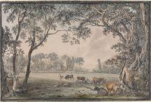 English Watercolours 1750 - 1850