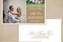 Save the Date Designs / by Matinae Design Studio