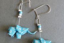 bijoux origamis