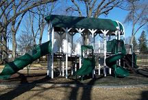 Custom Play / Make your vision of the perfect playground come to life. Custom structures, spring riders, signs, and more can help make what inspires YOUR play real.