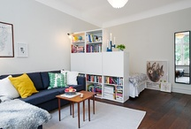 Studio small spaces  / by Kandyce H