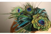 Wedding Hair Accessories / Wedding hairstyle accessories from jewelry to feathers to flowers and even hats!