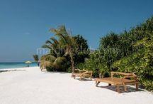 Drift Thelu Veliga Retreat / Ahşap konsept ile beraber modern detayların kullanıldığı bu ada Maldivler de tropik cennet arayan balayı veya romantik çiftlerin tercih edebileceği başarılı bir işletmedir... Tesis hakkında daha detaylı bilgi için; http://www.maldiveclub.com/maldivler-otelleri/drift-thelu-veliga-retreat