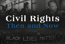 Civil Rights: Then and Now