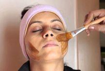 arcmaszk foltos bőrre