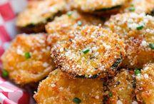 Munchies N' Crunchies / by Erin Howard