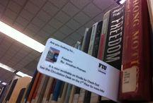 Ideer for bibliotek