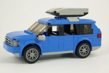 Lego (City Vehicles) / This board is for  City-styled/sized aircraft, boats, cars, trucks etc.