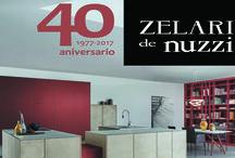 #40Aniversario / #ZelariDeNuzzi celebra en 2017 su #40Aniversario como empresa española a la vanguardia del mueble de #cocina de #diseño contemporáneo #KitchenDesign