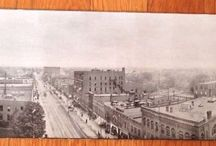 Flint, Michigan / Historic photos.