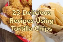 Tortilla Chip Recipes / Tortilla Chips Are The Best Ingredient That You Totally Forgot About