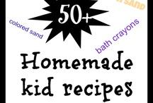 Kid Craft Recipes