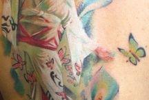 I miei tatoo / tattoos