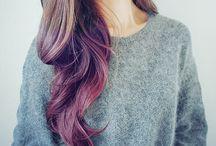 korean hair color❤