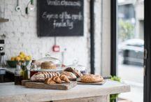 Pretty cafes and restaurants / by Zucker, Zimt und Liebe