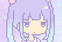 cute pixelart