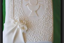 First Communion Cakes / by Teresa Comerate Harwell
