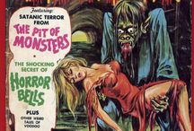 Classic Monster Magazines / Tons of fun old magazines from the store!
