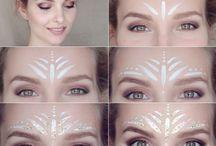 tribal make up
