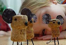 Crafts & Drawings for Kids / Manualidades para niños