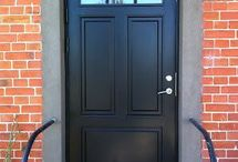 Our frontdoor