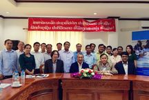 JILAF C-BED Orientation for Trade Unions in Lao PDR / From 02-03 July 2015 the Japanese International Labour Foundation (JILAF) provided a Program Orientation to C-BED for the Lao Federation of Trade Unions (LFTU), Lao National Chamber of Commerce and Industry (LNCCI), and Ministry of Labour and Social Welfare (MOLSW). Representatives then participated in work planning for C-BED pilot training activities.  To learn more about JILAF's work visit: http://www.jilaf.or.jp/eng/