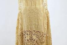 Női ruha 1920-1930